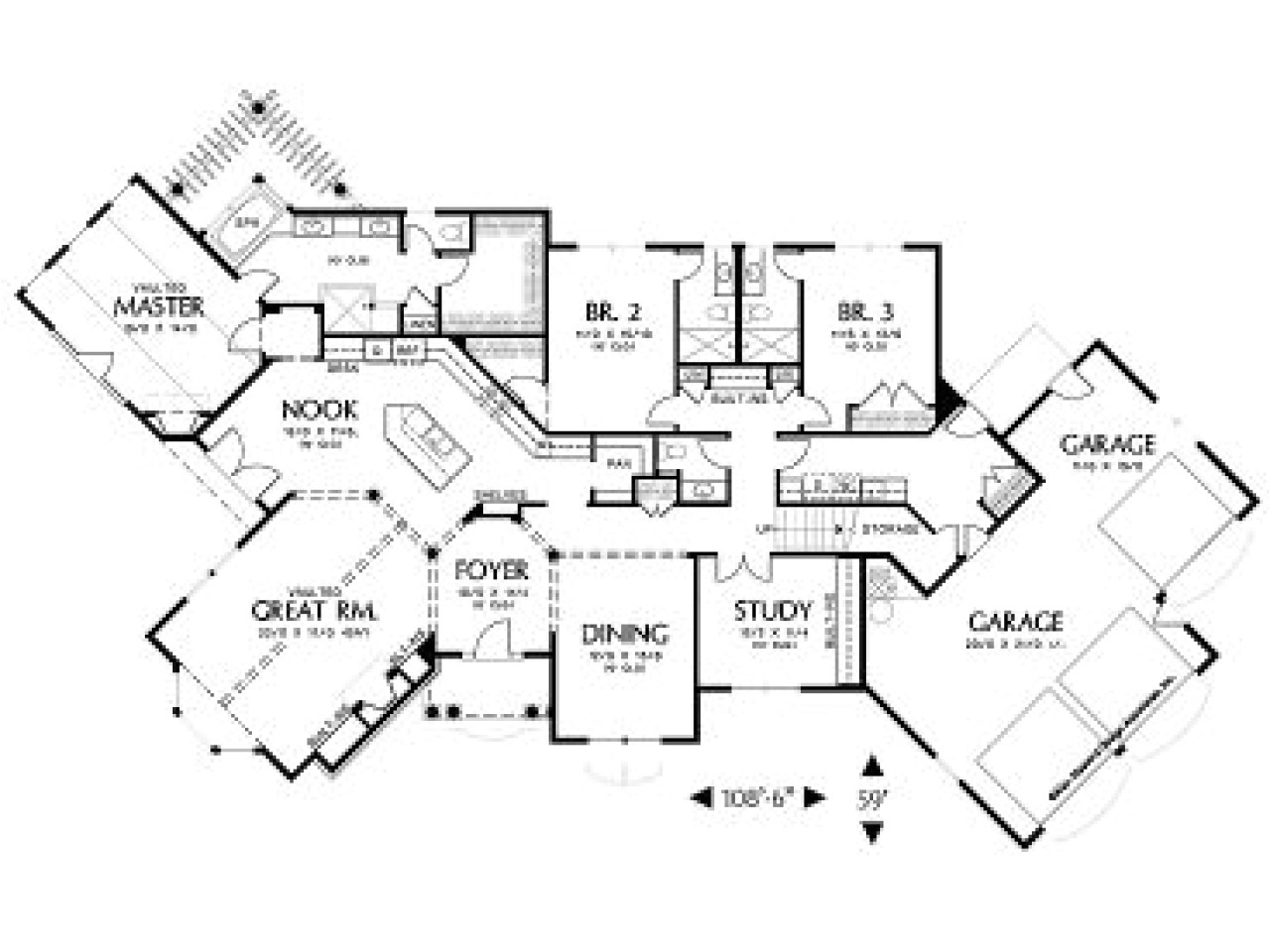 3204880c8d802d98 house floor plans with angled garage house floor plans with furniture