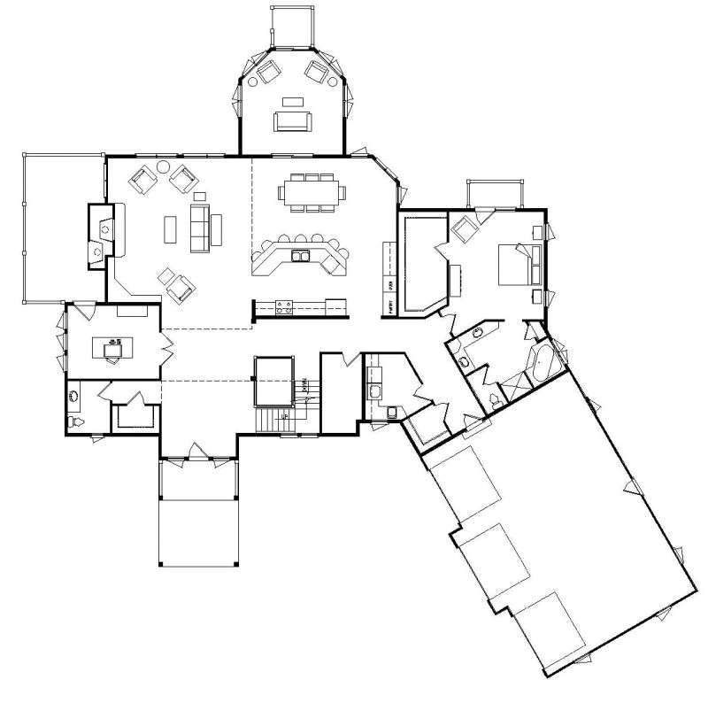 unique floor plans