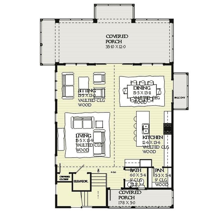 floor plans upside down homes
