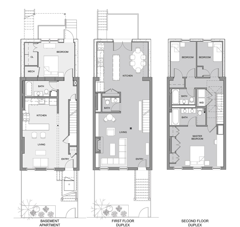 Urban Home Floor Plans Modern Urban Home Floor Plans thefloors Co