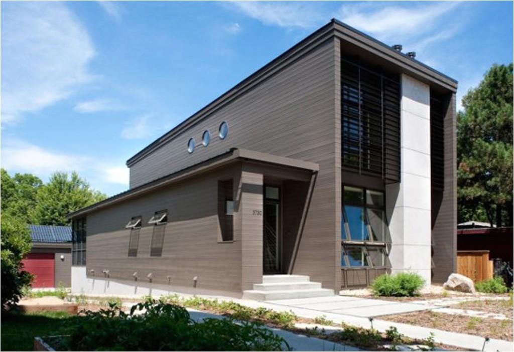 contemporary urban house design