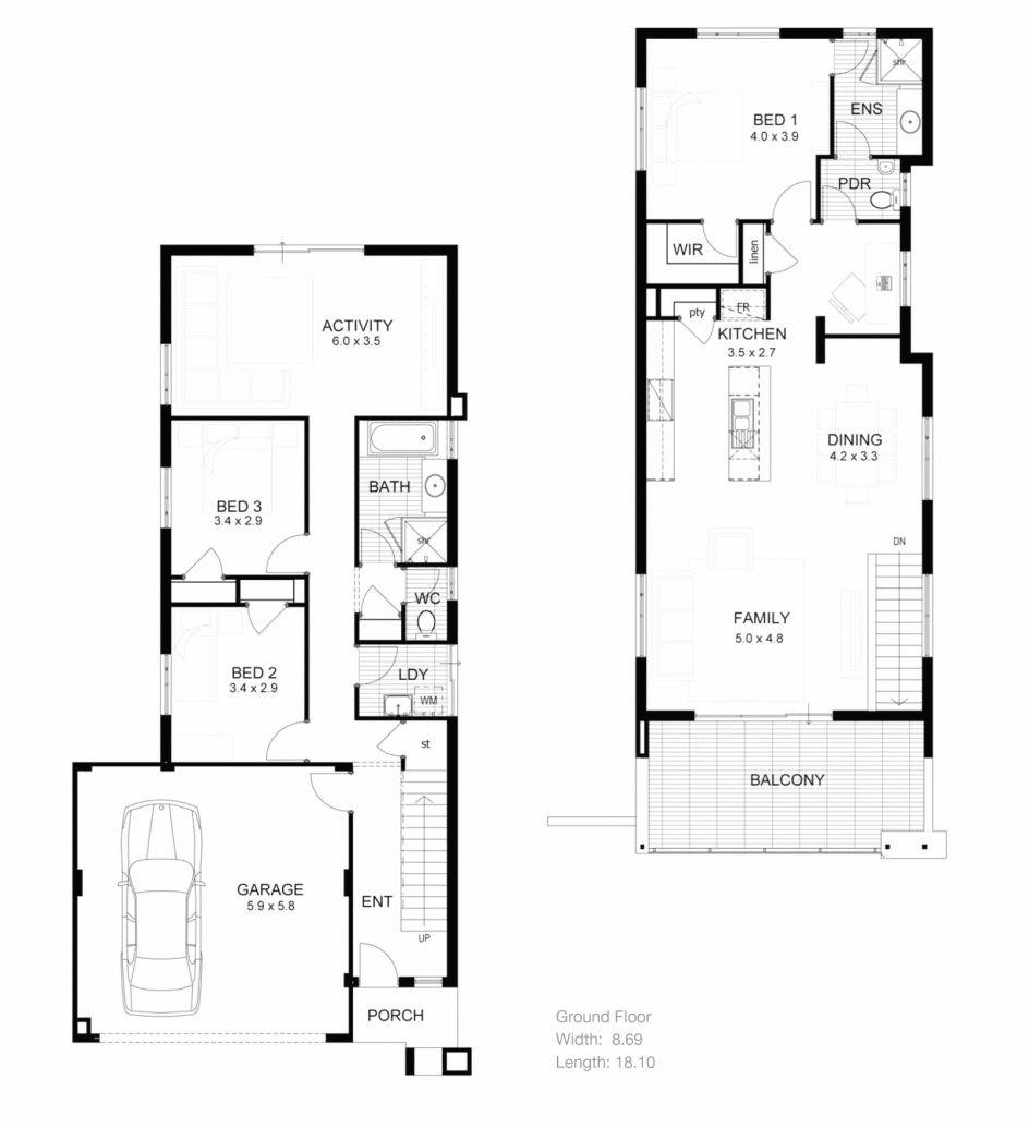 urban house plans