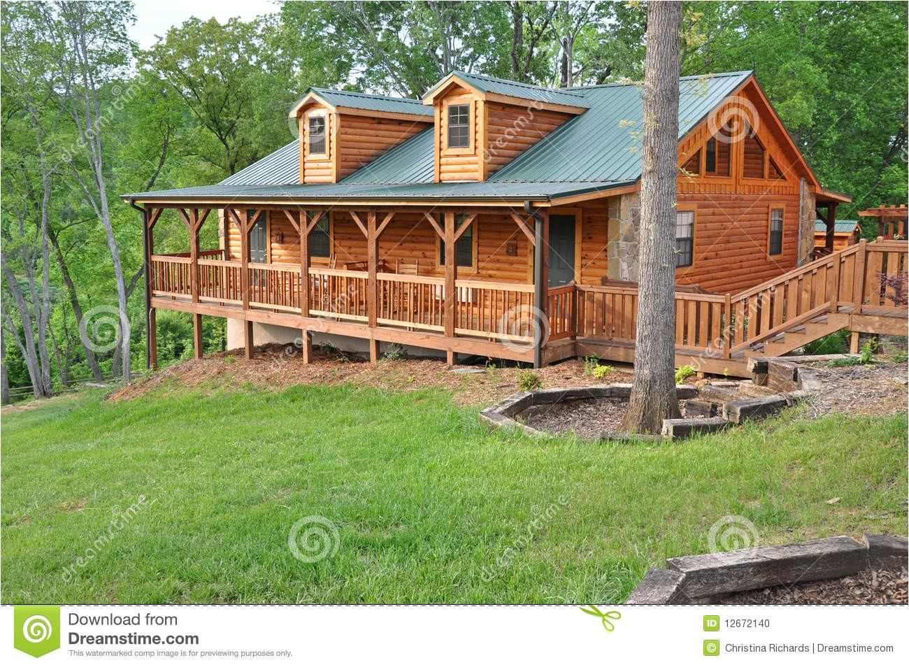 vacation home plans with porches