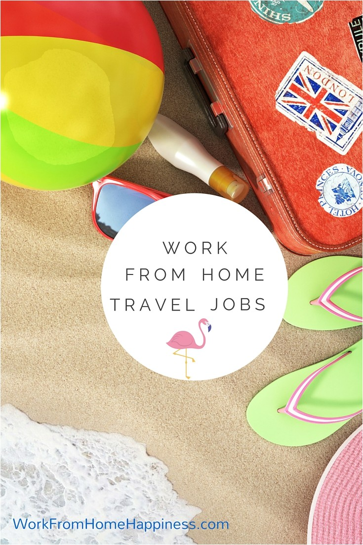 work from home vacation planning counselor