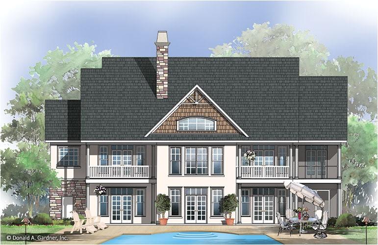 vandenberg house plan