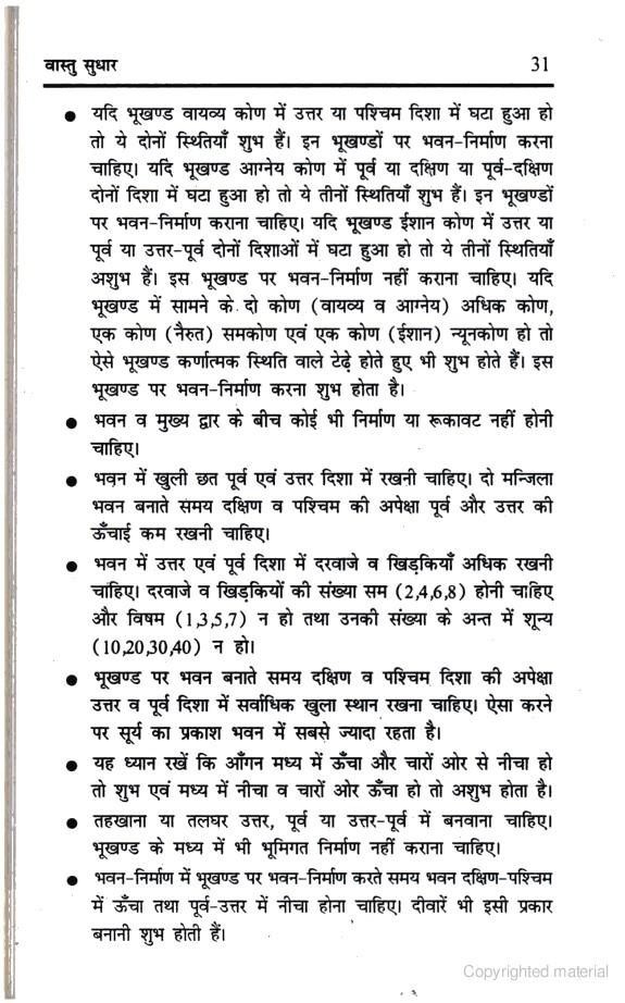 vastu shastra home plan in hindi image