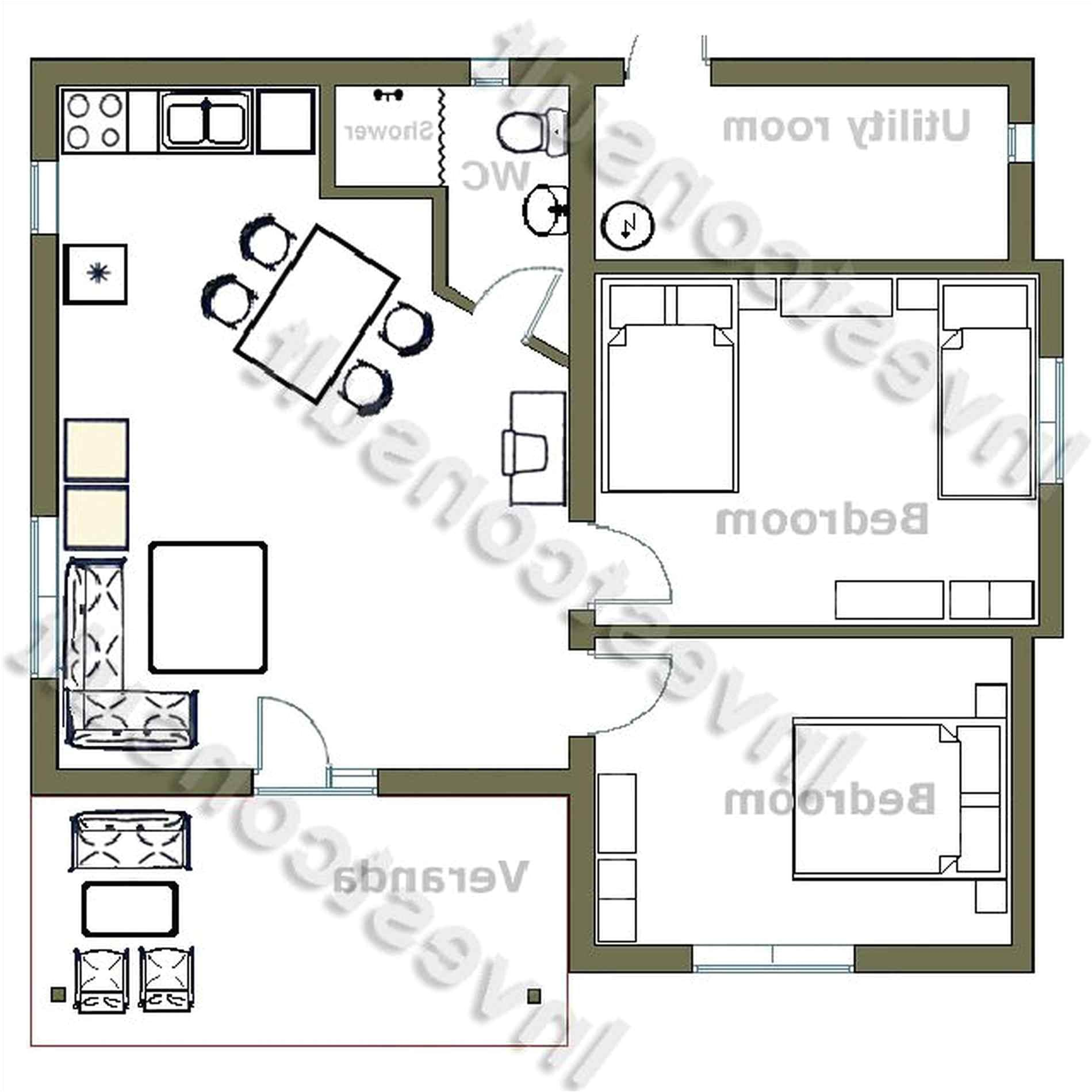 small houses floor plans free