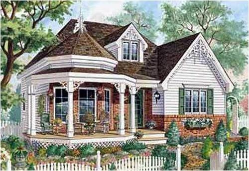 Victorian Bungalow House Plans Plan 80703pm One Level Victorian Home Plan Victorian