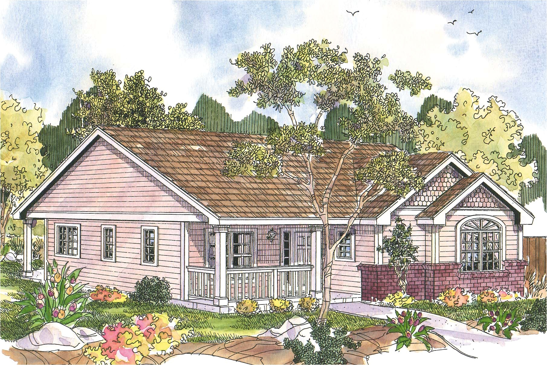 small victorian cottage house plans