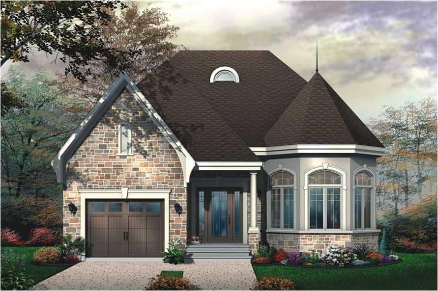home plan 11415