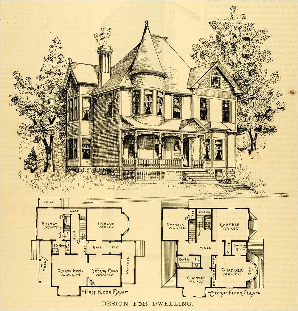 victorian era architecture