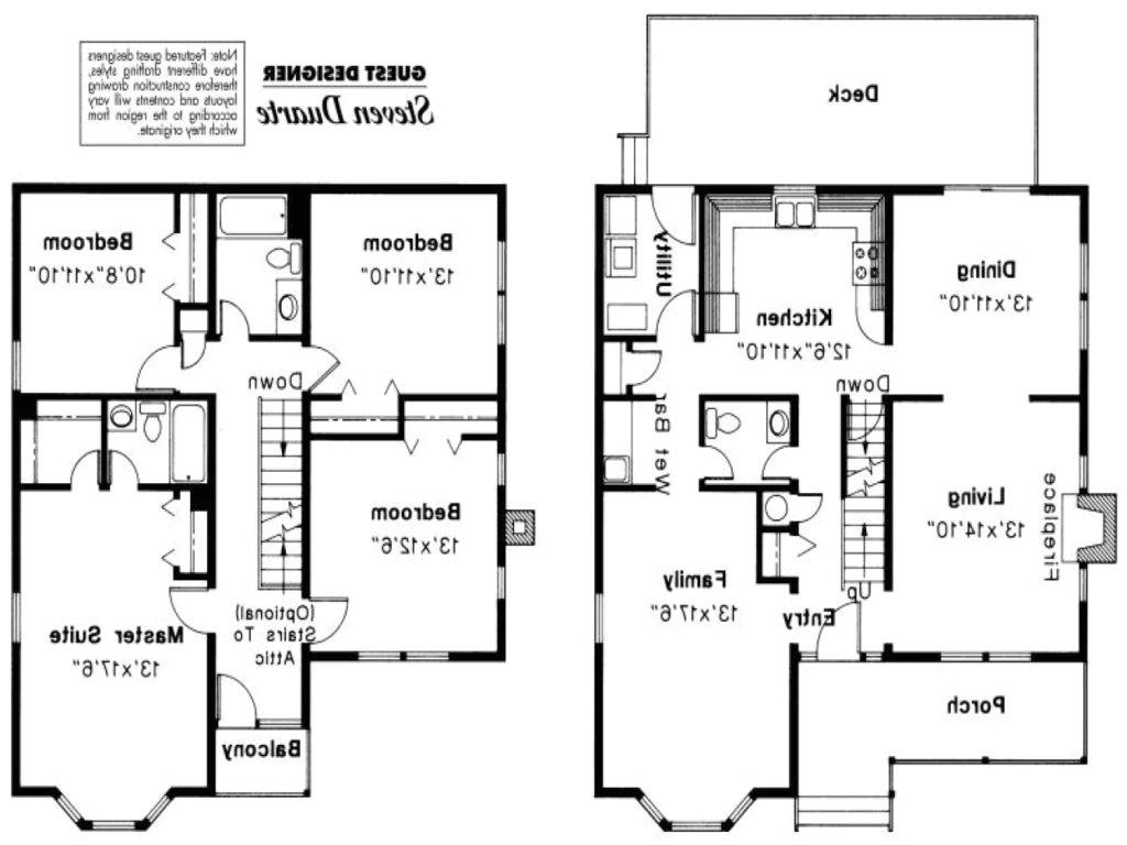 victorian floor plans