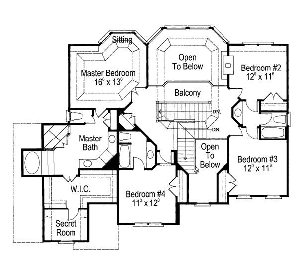 victorian house plans with secret passageways