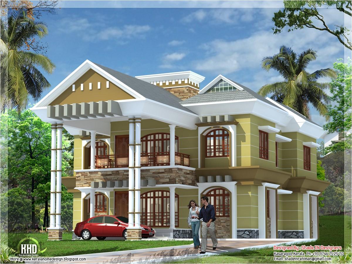 luxury kerala villa