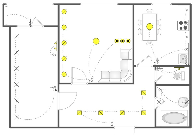 visio 2007 home plan template download 4dd27