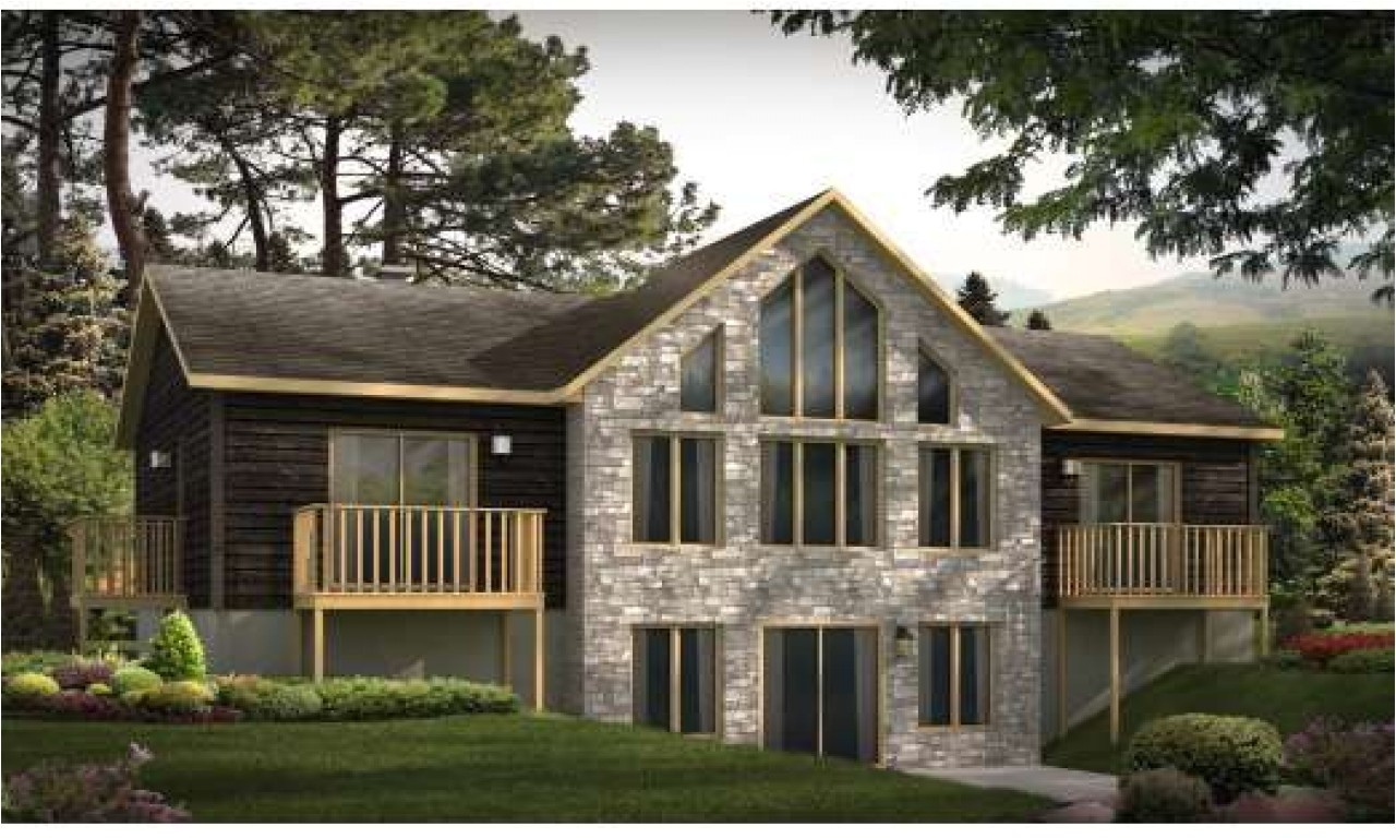 small house plans with walkout basement small house plans 034446eff6b5b481