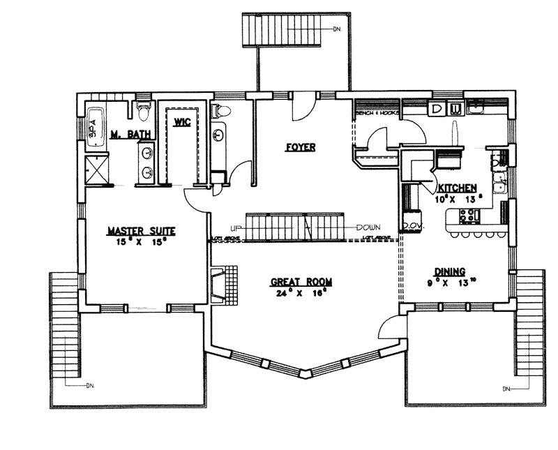 Water Front Home Plans Dealing with Waterfront House Plans 959 Latest