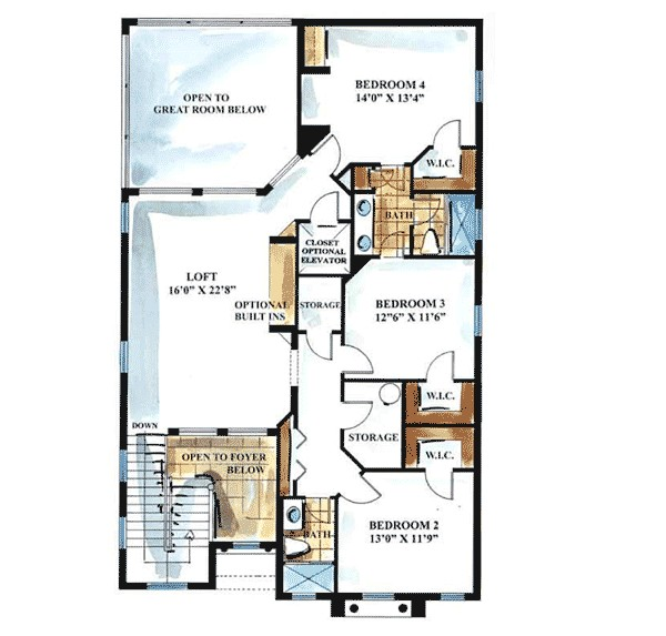 West Home Planners House Plans Key West Style 66066gw Architectural Designs House Plans