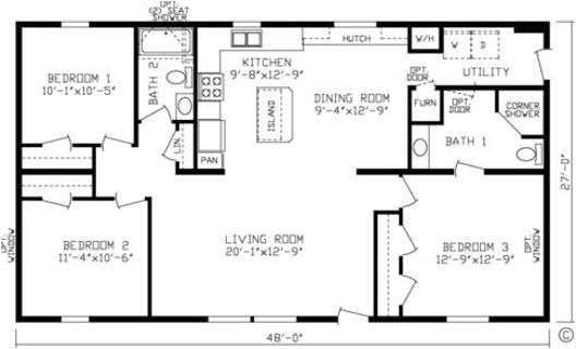 westfield homes floor plans