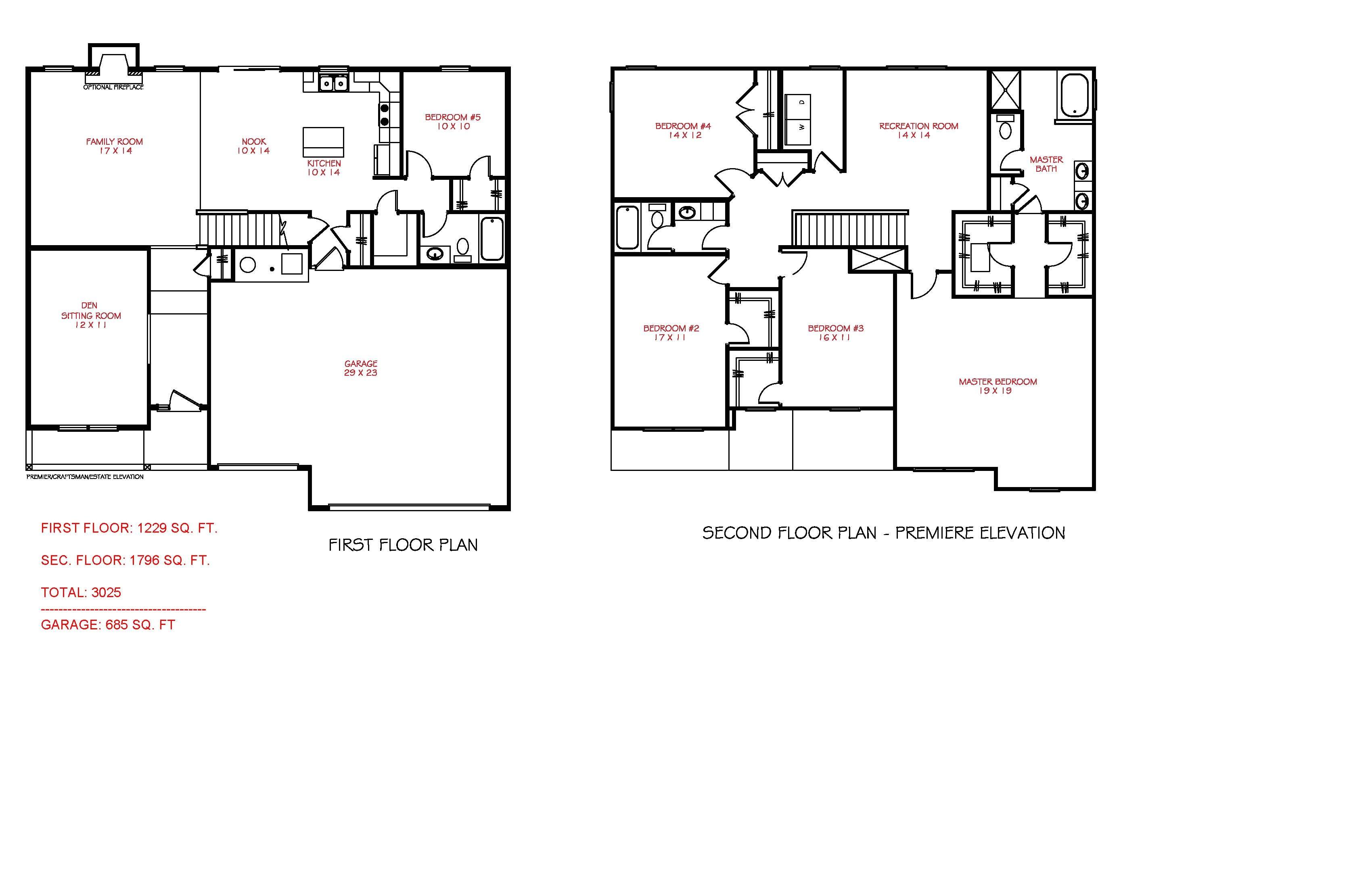 westport homes floor plans fort wayne