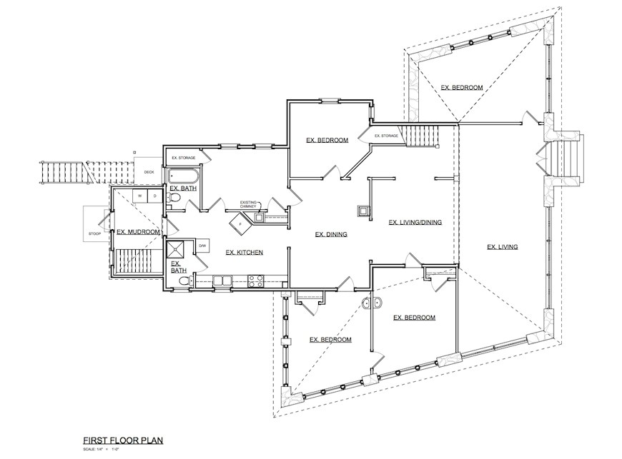 where to find house plans for existing homes