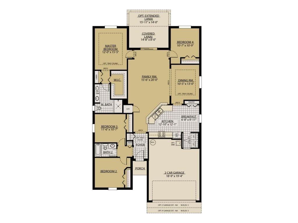 William Ryan Homes Floor Plans William Ryan Homes Floor Plans Best Of the Sweetwater