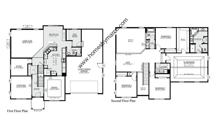 William Ryan Homes Floor Plans William Ryan Homes Jasper Floor Plan Gurus Floor