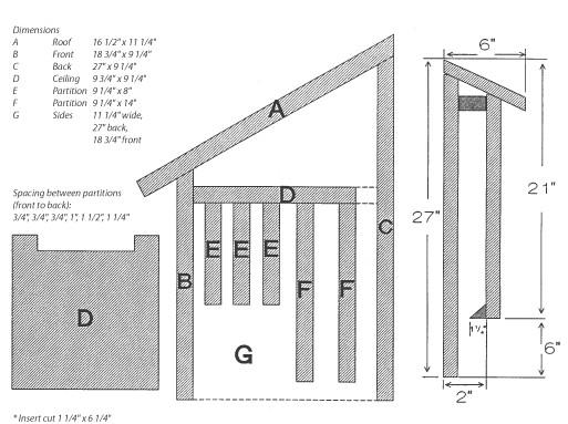 build a bat house boys life magazine