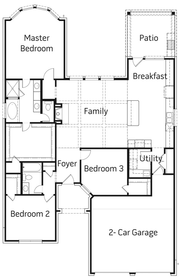 floorplan harper oaks plan 524 1015 4795 cfm