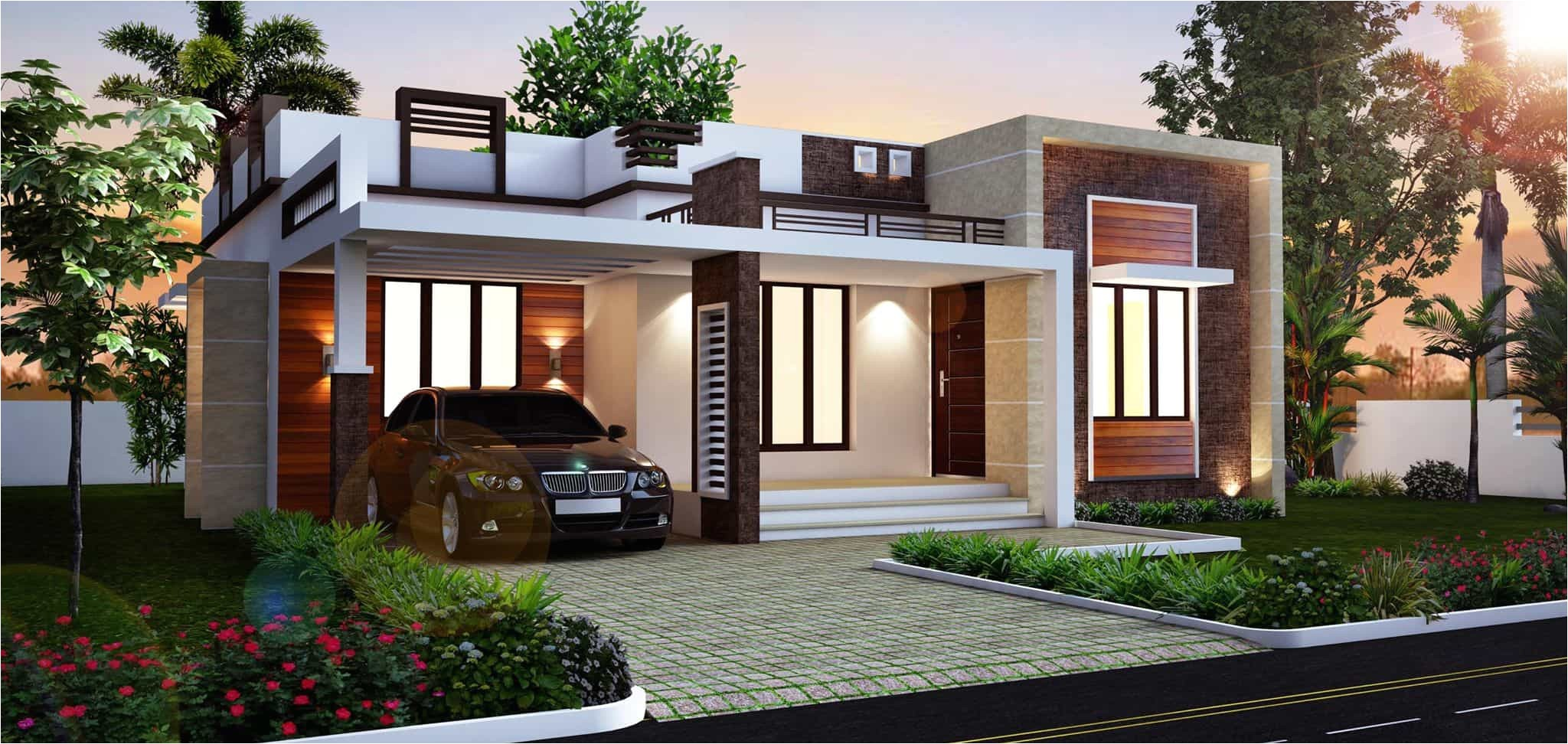 Www.small House Plans Kerala Home Design House Plans Indian Budget Models
