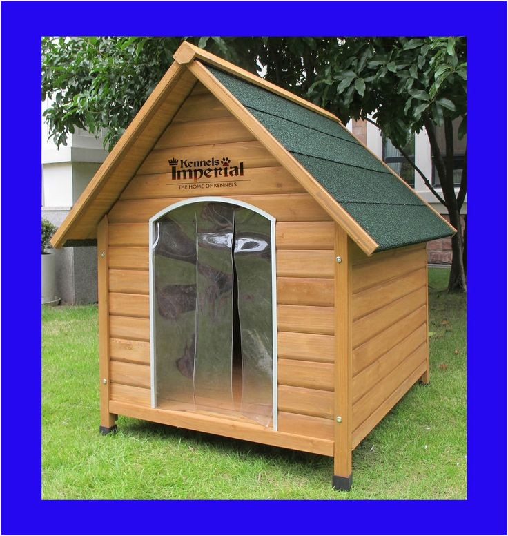 extra large dog kennel