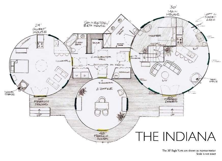 Yurt Home Floor Plans Elegant Yurt Home Floor Plans New Home Plans Design