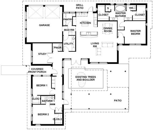 net zero energy home plans