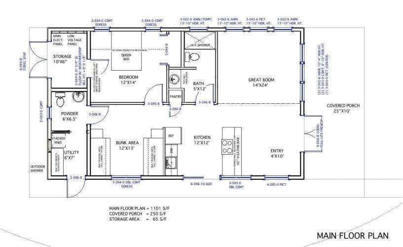 zero energy home plans gallery nrg1100cabin