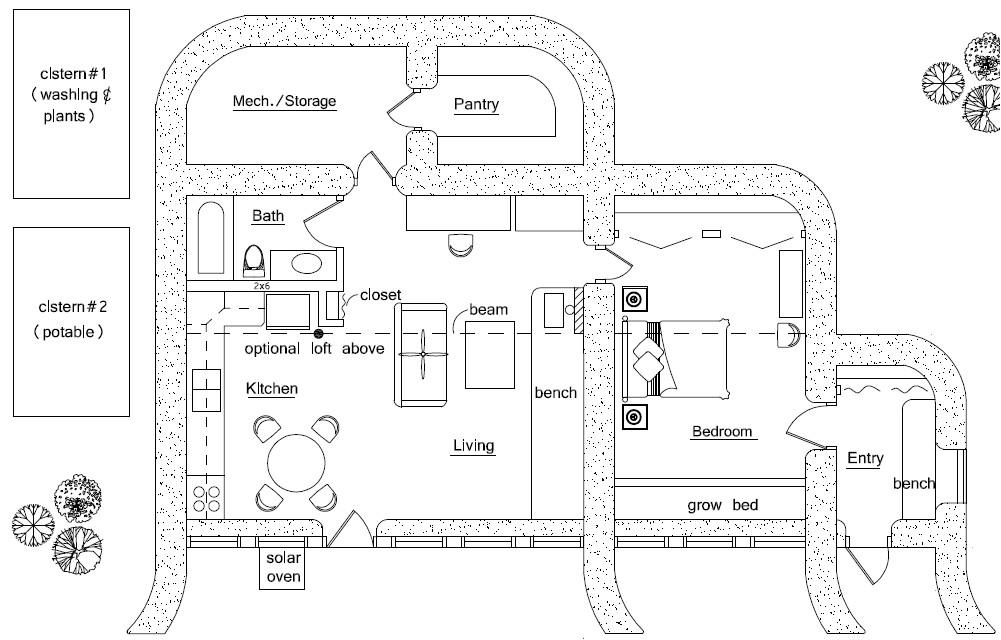 zero energy homes floor plans