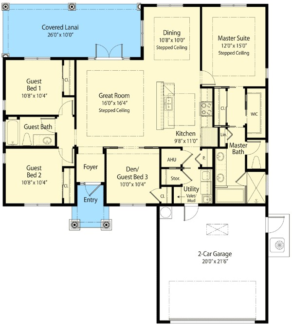net zero ready home plan 33119zr