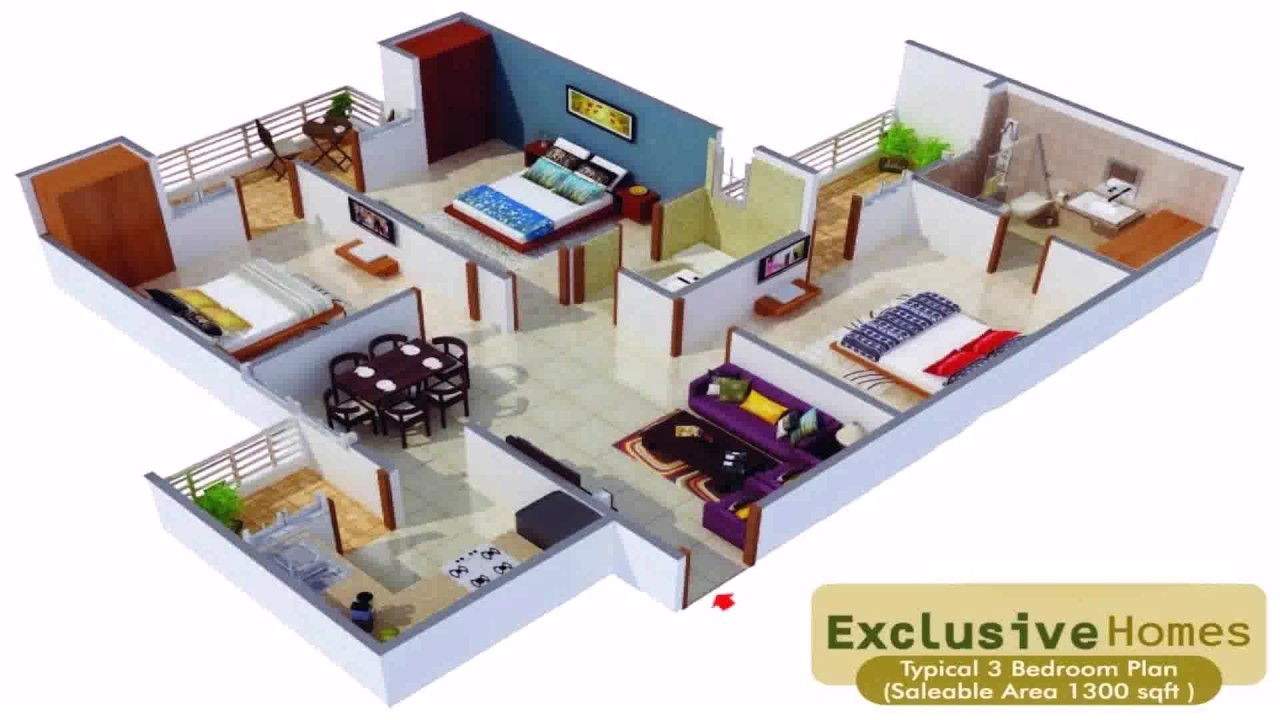 1000 sq ft house plans 2 bedroom indian style