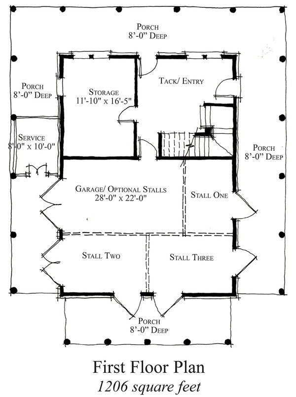 1150 Sq Ft House Plans Country Style House Plan 2 Beds 2 Baths 1150 Sq Ft Plan