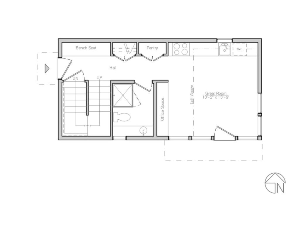 1150 square feet 1 bedroom 1 bathroom 0 garage modern contemporary 39095