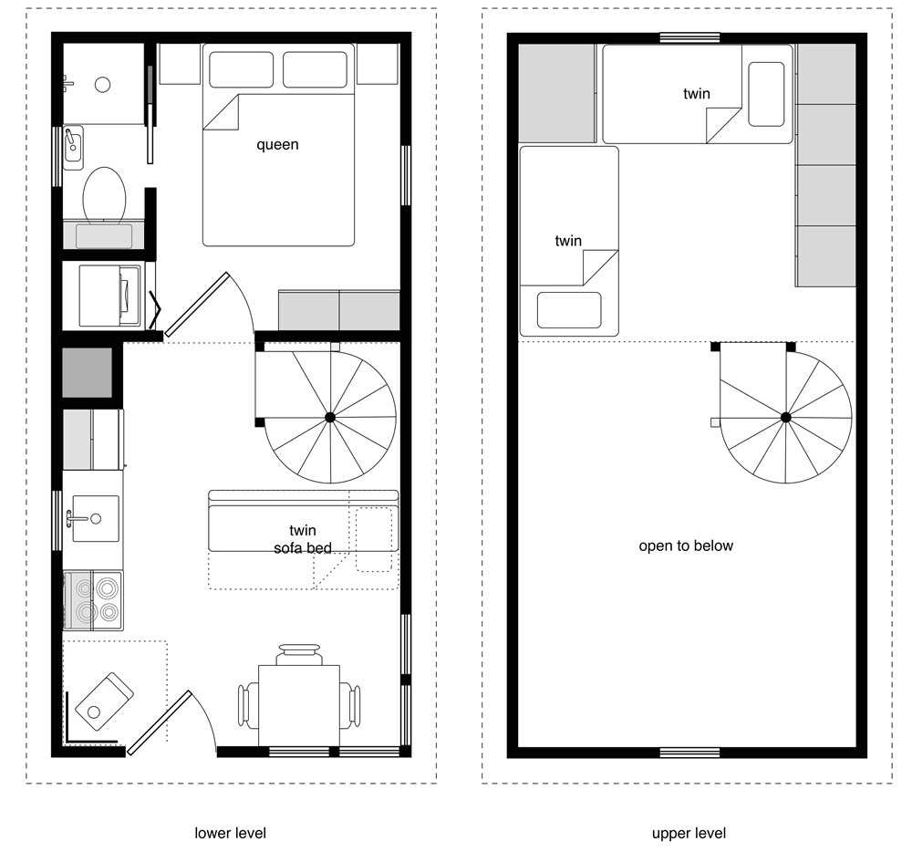 12 x 24 home plans