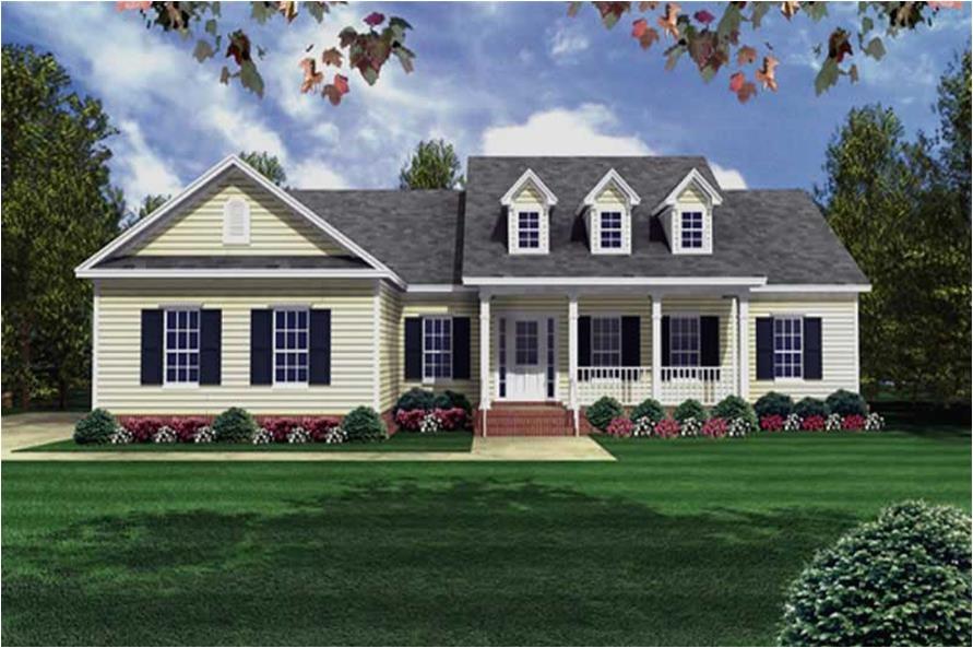 home plan 15511