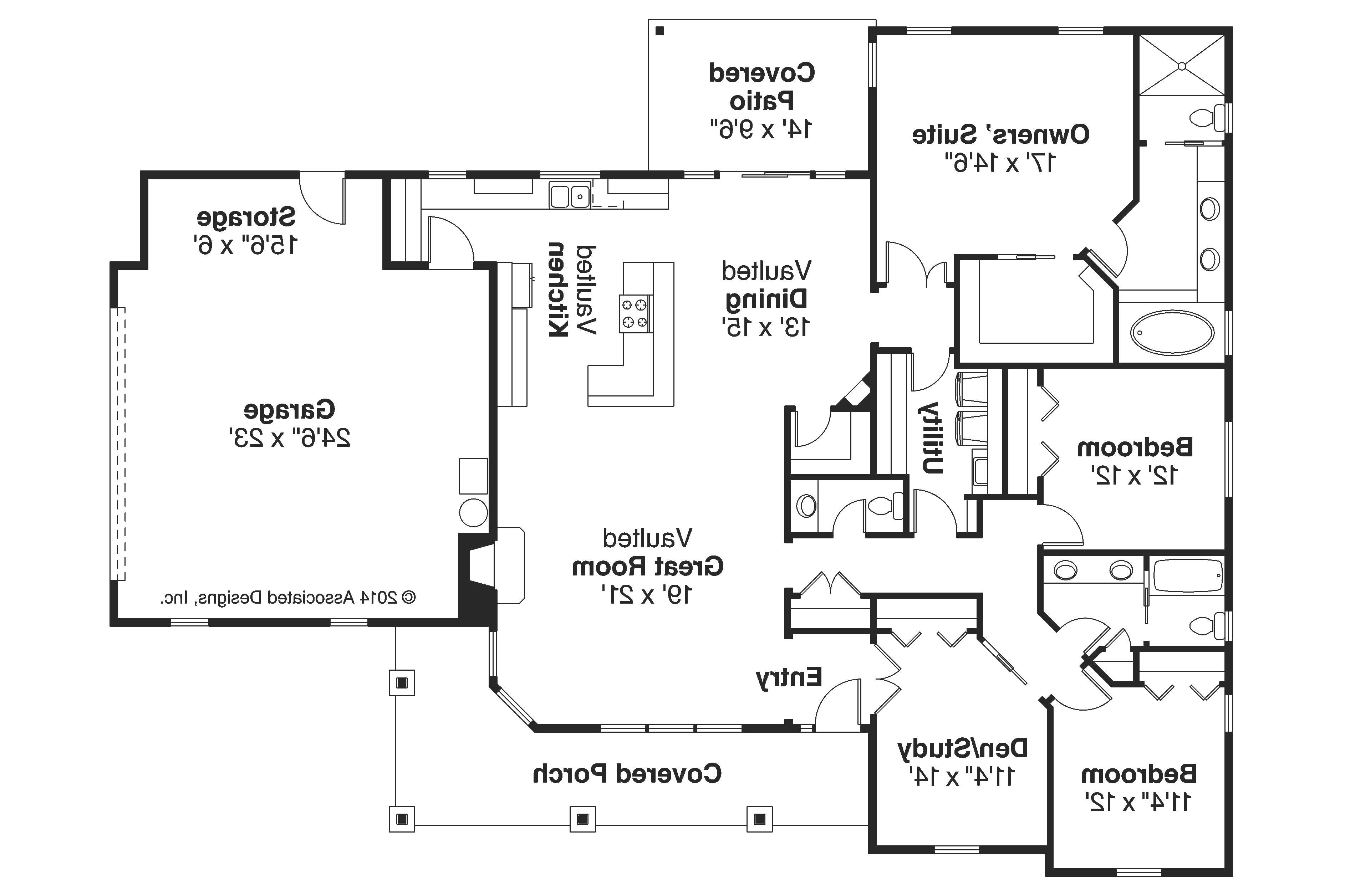 open concept house plans 1800 sq ft