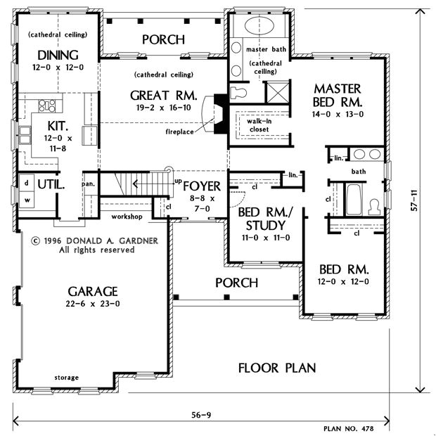 1800 to 2500 sq ft floor plans