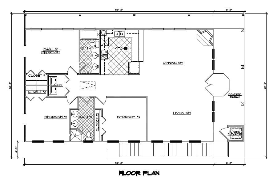 beach house plans 1800 sq ft