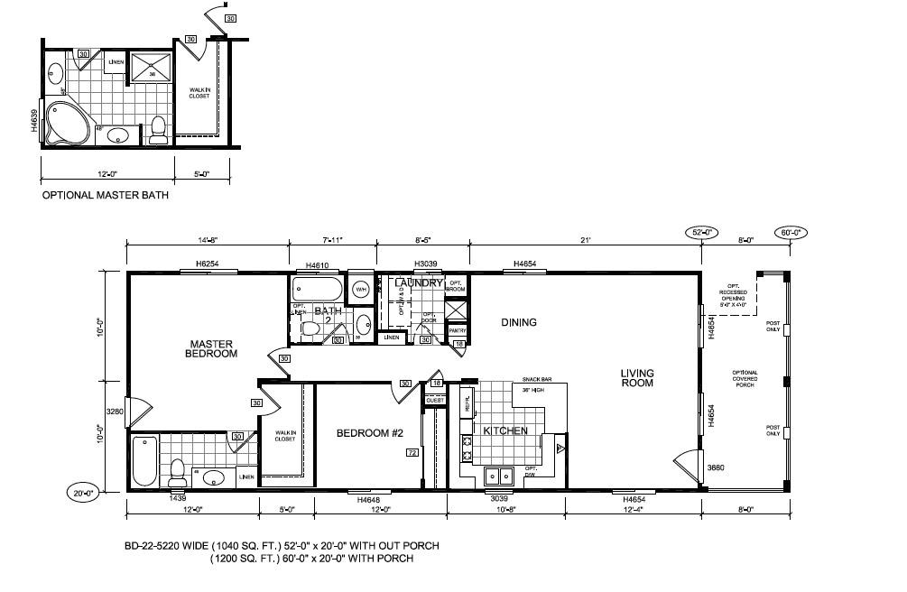 tiny house schematic