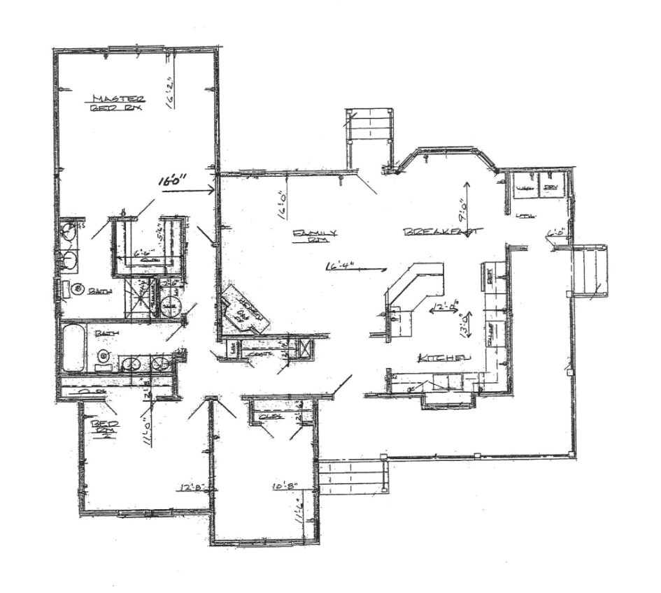 2 bedroom house plans with porches
