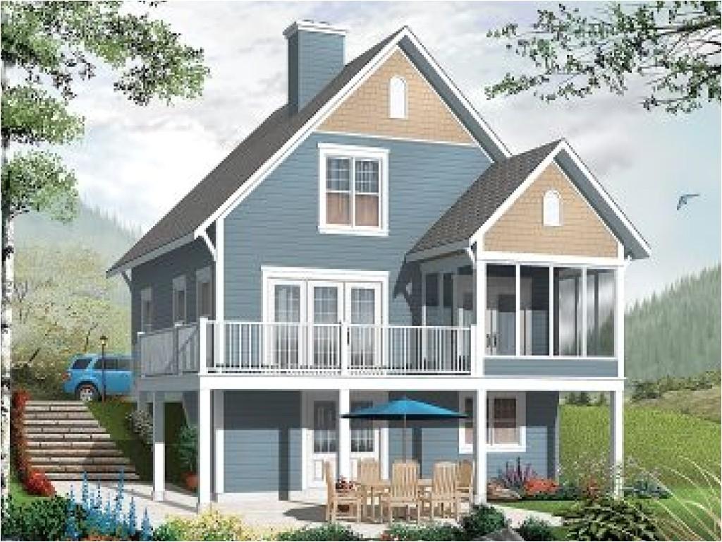 c79009d5c8bd1197 two story beach cottage plans 2 story cottage house plans