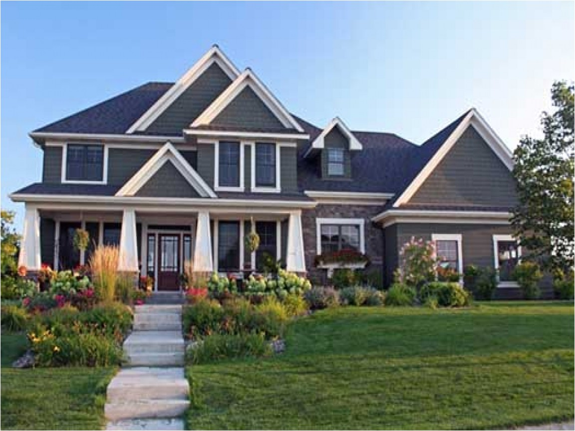 9f27792ddcb6313b 2 story craftsman style house plans 2 story craftsman style office