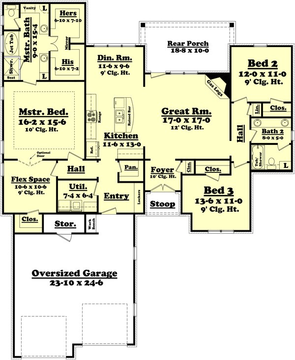 2000 square feet 3 bedroom 2 bathroom 2 garage country farmhouse 37791