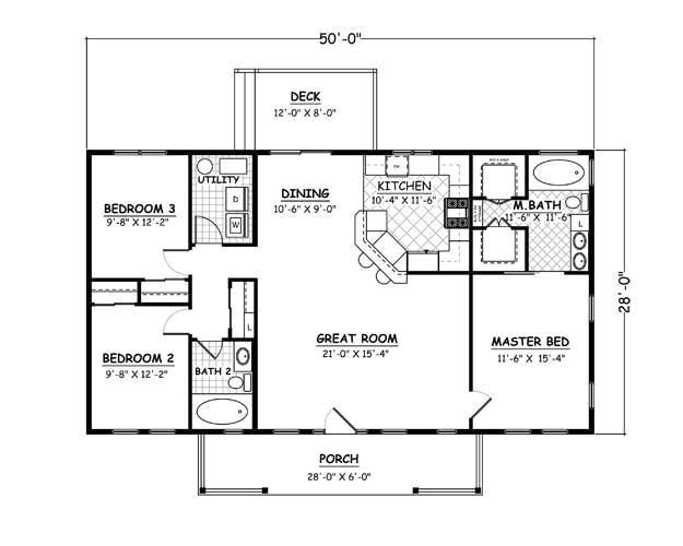 24 x 36 house plans